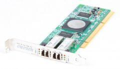 QLogic QLA2462 Dual Port FC Card 4 Gbit/s PCI-X