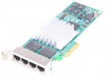 Intel PRO/1000 PT Quad Port 10/100/1000 Mbit/s PCI-E Network card - low profile