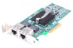 IBM PRO/1000 PT Dual Port Network card PCI-E 39Y6128 - low profile