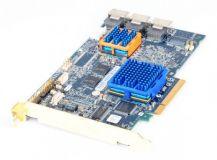 ICP ICP5125BR/256MB SAS/SATA II RAID Controller 256 MB Cache PCI-E 3-port mini-SAS SFF-8087