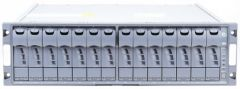 NetApp DS14 MK4 Disk Shelf inkl. 14x 450 GB 15K X291A HDD + 2x ESH4