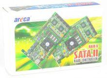 ARECA ARC-1130D RAID Controller/12-port intern/SATA II/PCI-X/256 MB Cache