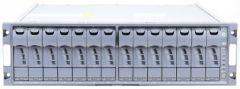 NetApp DS14 MK4 Disk Shelf inkl. 14x 300 GB 15K HDD + 2x ESH4