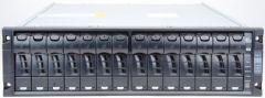 NetApp DS14 MK2 Disk Shelf inkl. 14x 144 GB 10K HDD + 2x ESH2