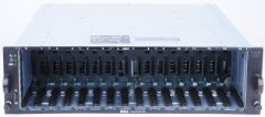 Dell Disk Array PowerVault MD1000 2x SAS/SATA Modul/2x Power Supply