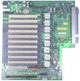 HP AB463-60001 AD295A RX3600 RX6600 PCI-X 2.0 I/O 10-SLOT BACKPLANE BOARD