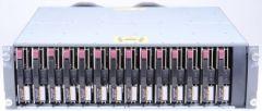 HP AD542C M5314C Disk Shelf inkl. 14x 300 GB 15K FC HDD EVA 4100 6100 8100