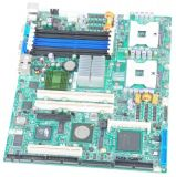 Системная плата SuperMicro Server Mainboard/System Board Socket 604 X6DVA-4G