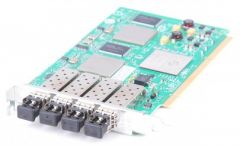 LSI LSI7404XP-LC Quad Port 4 Gbit/s FC HBA PCI-X