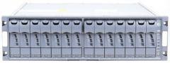 NetApp DS14 MK4 Disk Shelf inkl. 14x 144 GB 15K HDD + 2x ESH4