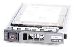 Жесткий диск Dell 300 GB 6G Dual Port 6G SAS 2.5