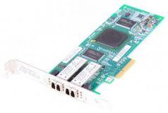 QLogic 4Gbit/s PCI-E Dual HBA QLE2462