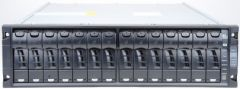NetApp DS14 MK2 AT Disk Shelf inkl. 14x 750 GB 7.2k SATA HDD + 2x AT-FCX