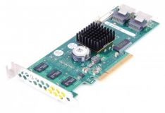 Fujitsu LSI1078 D2516-D11 GS1 SAS RAID Controller 512 MB Cache PCI-E - low profile
