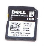 Dell iDRAC6 Flash Card 1 GB for Integrated Remote Access Controller 0P789K/P789K