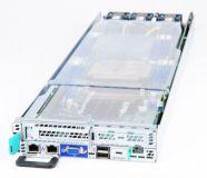 Intel Blade-Server with S2600JF System Board/dual Socket 2011 - 8x DDR3 RAM - PCI-E 3.0