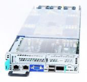 Intel Blade-Server with S2600WP System Board/dual Socket 2011 - 16x DDR3 RAM - PCI-E 3.0 - QSFP+