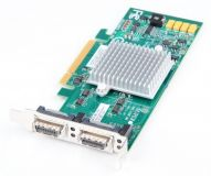 SuperMicro Dual Port Low-Latency 20Gb/s InfiniBand UIO Adapter PCI-E - AOC-UINF-M2