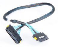 HP Proliant RX3300/RX 6600 SAS Cable/SAS Cable SFF-8484 - AB463-2017B