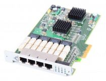 Silicom Quad Port Copper Bypass Gigabit PCI-E Server Adapter - PEG4PT-BC2