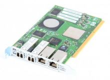 HP Dual 4 Gbit/s FC + Dual Gigabit LAN Combo PCI-X Card - AD194A/AD194-60001
