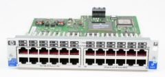 HP ProCurve 24 port GL Switch Modul 10/100 TX - J4862A