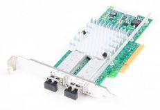 Netapp X1117A-R6 NICII Dual Port SFP+ 10 Gbit/s Fibre Channel FC Server Adapter PCI-E - 111-01232+A0