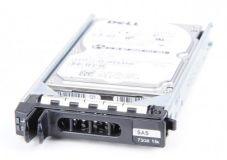 Жесткий диск Dell 73 GB 15K SAS 2.5
