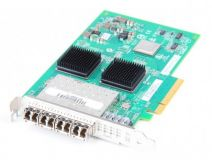 QLogic QLE2564 Quad Port 8 Gbit/s HBA Host Bus Adapter PCI-E