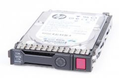Жесткий диск HP 1000 GB/1 TB 7.2k SATA Gen8 2.5