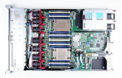 Сервер HPE ProLiant DL360 Gen9 Server 2x Xeon E5-2628v3 8-Core 2.50 GHz, 16 GB DDR4 RAM, 2x 300 GB SAS 10K